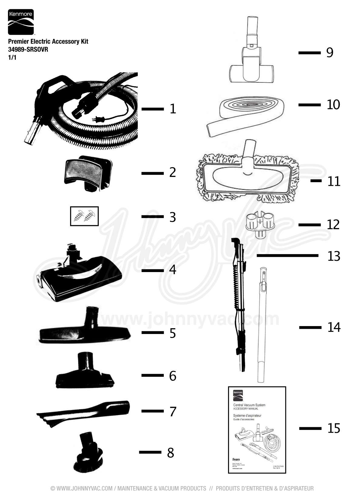 Kenmore Cenral Vacuum Wiring Diagram Page 4 And Schematic Exploded View For Central Kit 108 34745 Model