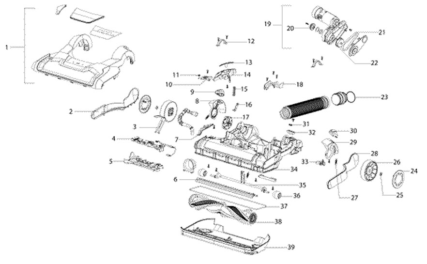 power vac exploded view pictures to pin on pinterest