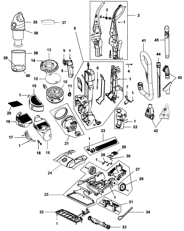 diagram hoover vacuum cleaners schematic diagrams Shark Vacuum Parts Diagram hoover vacuum schematic diy enthusiasts wiring diagrams u2022 rainbow vacuum cleaner diagram hoover vacuum cleaners